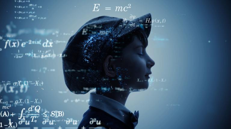 математика мозък дете