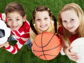 спорт деца възпитание спортуване