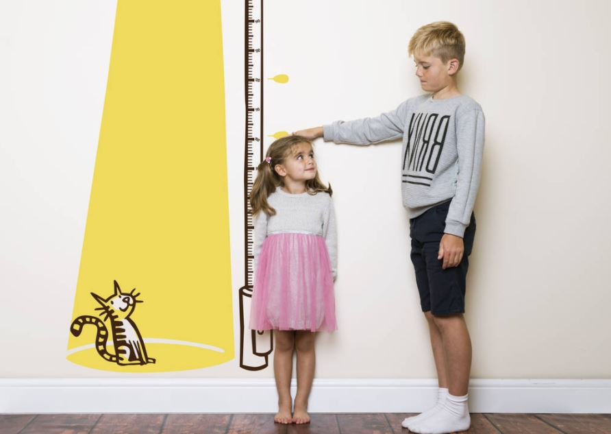 ръст дете височина