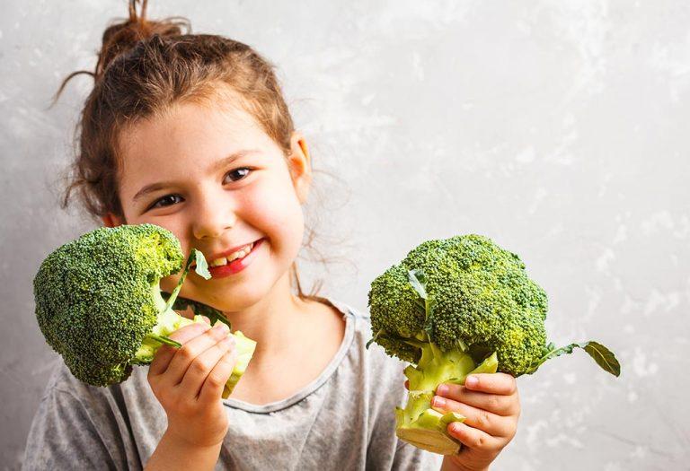 деца хранене желязо