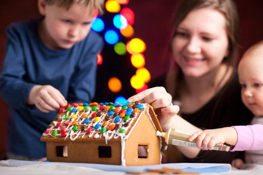семейни традиции връзка между дете и родители