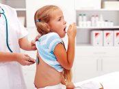 катар на горните дихателни пътища деца
