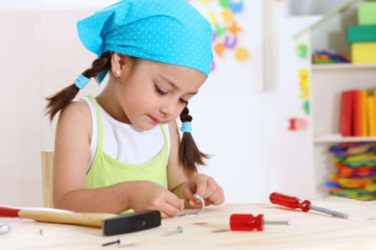 креативност дете творчески занимания