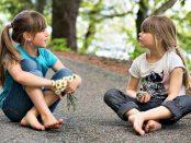 деца правила в общуването комуникация разговор