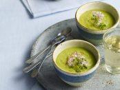 летни студени супи рецепти