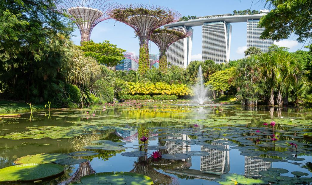 singapur parkove